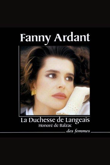 La Duchesse de Langeais - cover