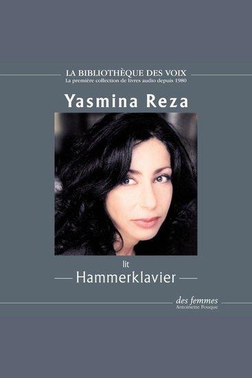 Hammerklavier - cover