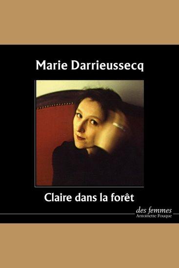 Claire dans la forêt - cover