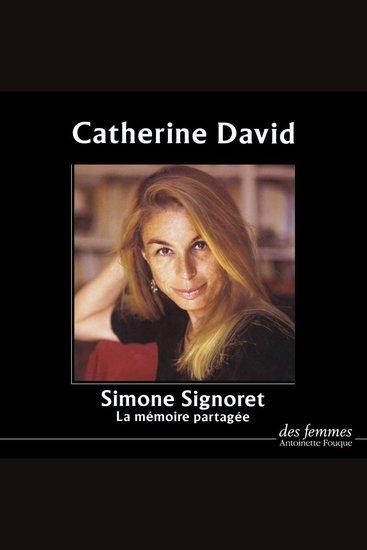 Simone Signoret ou la Mémoire partagée - cover