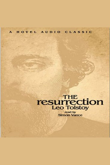 The Resurrection - cover