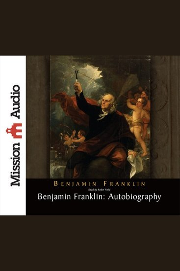 Benjamin Franklin: Autobiography - cover