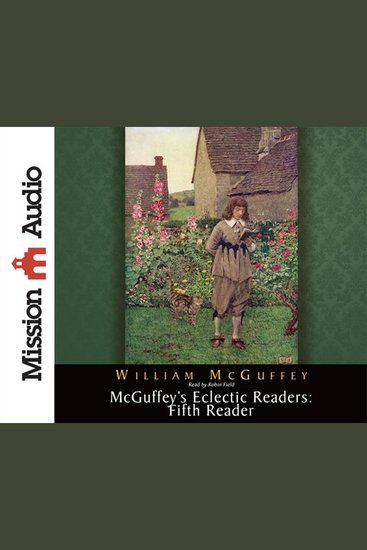 McGuffey's Eclectic Readers: Fifth - cover