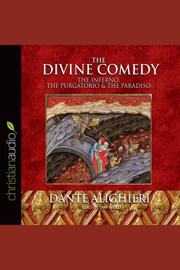 The Divine Comedy - The Inferno The Purgatorio & The Paradiso - cover