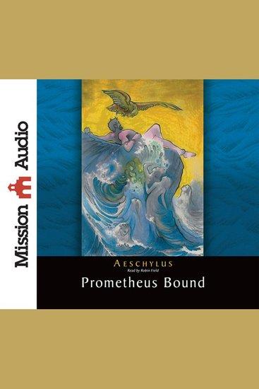 Prometheus Bound - cover