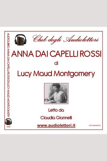 Anna Dai Capelli Rossi - cover