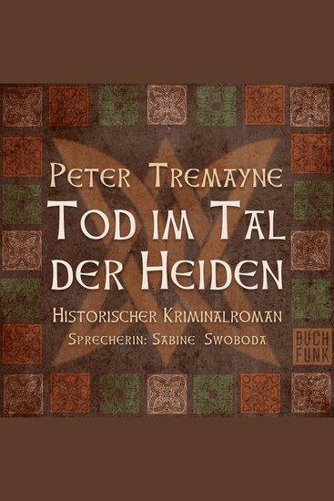 Tod im Tal der Heiden (Ungekürzt) - cover