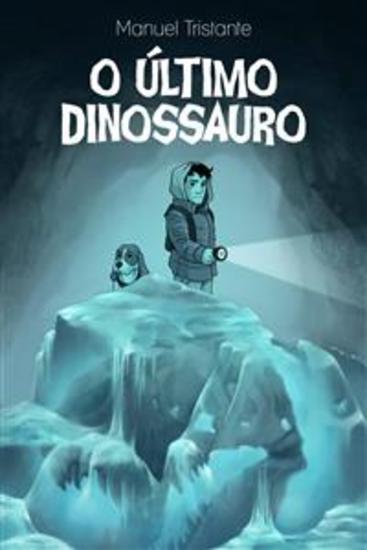 Emílio E O Último Dinossauro - cover