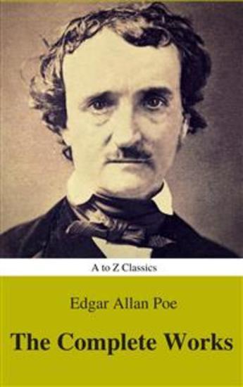 Edgar Allan Poe - cover
