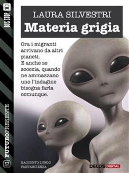 Materia grigia - cover