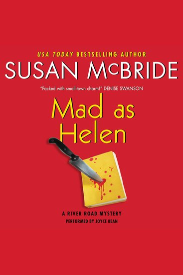 Mad as Helen - A River Road Mystery - cover