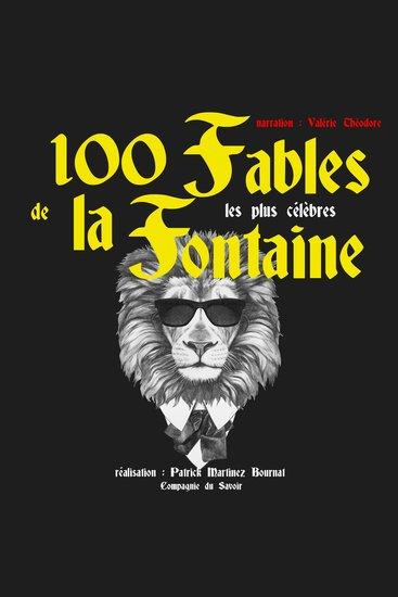 100 fables de La Fontaine les plus célèbres - cover