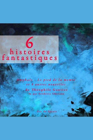6 nouvelles fantastiques - cover