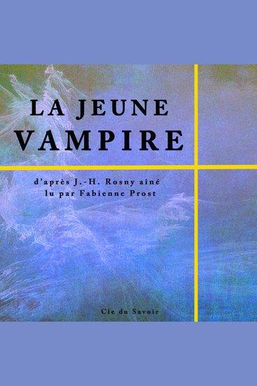 La jeune vampire - cover