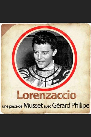 Lorenzaccio - cover