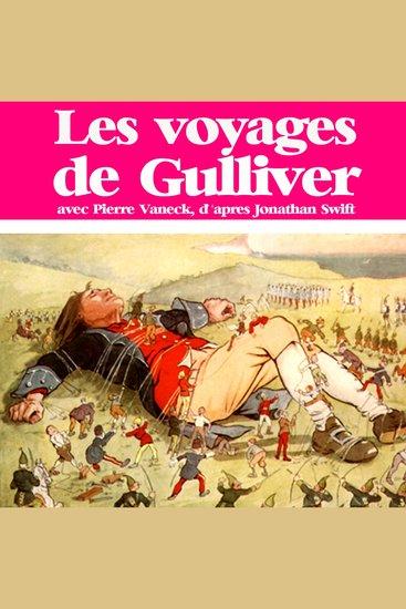 Les voyages de Gulliver - Les plus beaux contes pour enfants - cover