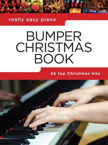 Really Easy Piano: Bumper Christmas Book - cover