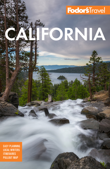 Fodor's California - with the Best Road Trips - cover