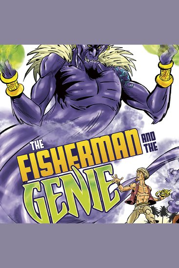 The Fisherman and the Genie - cover
