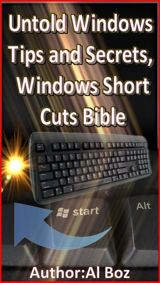 Windows Shorts Cuts Bible - cover