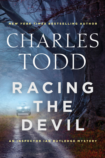 Racing the Devil - An Inspector Ian Rutledge Mystery - cover