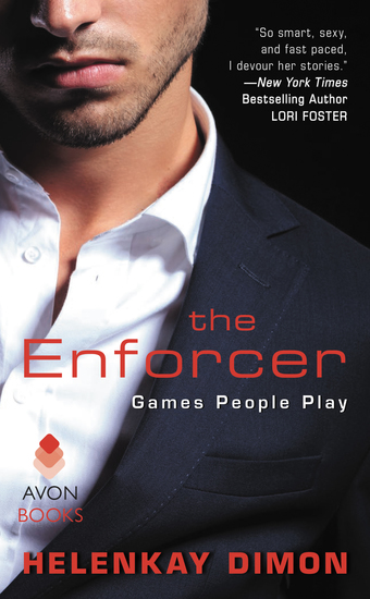 The Enforcer - Games People Play - cover