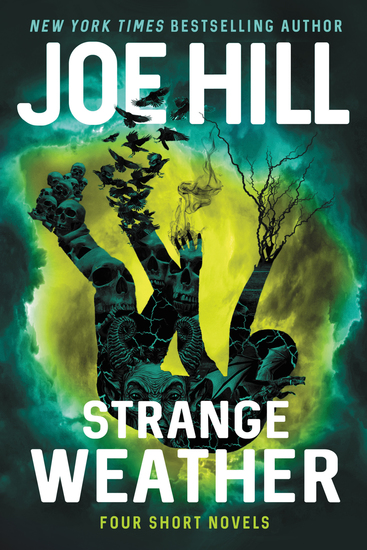 Strange Weather - Four Short Novels - cover