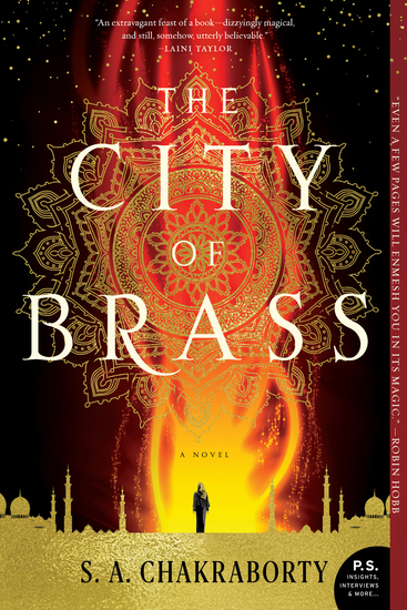 The City of Brass - A Novel - cover