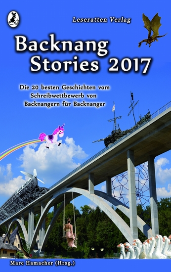 Backnang Stories 2017 - cover