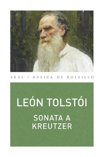 Sonata a Kreutzer - cover