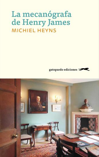 La mecanógrafa de Henry James - cover