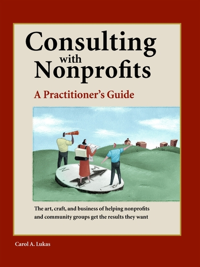 Consulting With Nonprofits - A Practitioner's Guide - cover