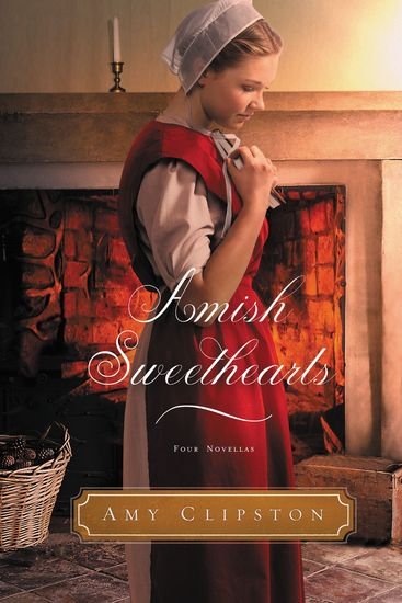 Amish Sweethearts - Four Amish Novellas - cover