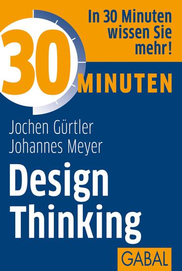 30 Minuten Design Thinking - cover