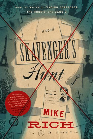 Skavenger's Hunt - cover