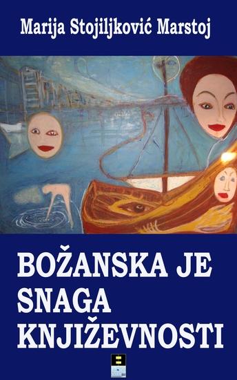 Božanska je snaga književnosti - cover
