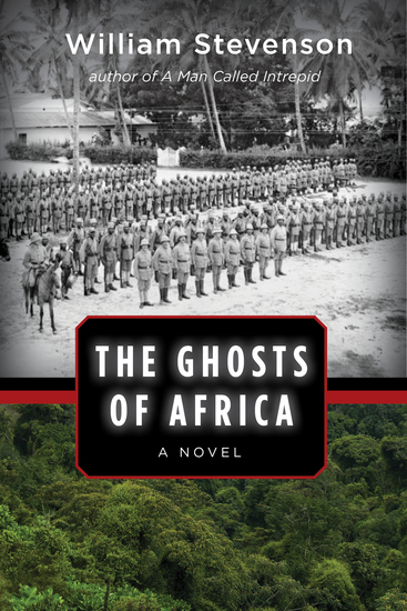 The Ghosts of Africa - A Novel - cover