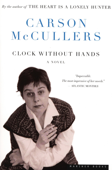 Clock Without Hands - A Novel - cover