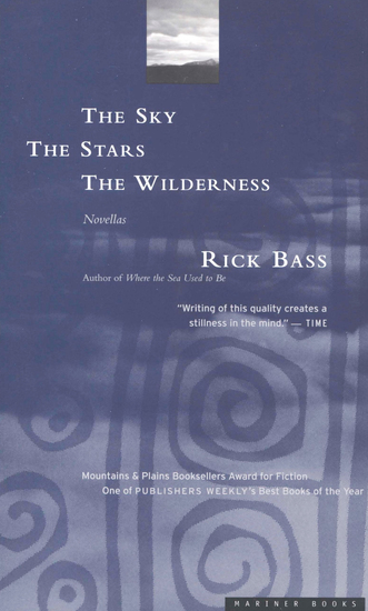 The Sky the Stars the Wilderness - Novellas - cover