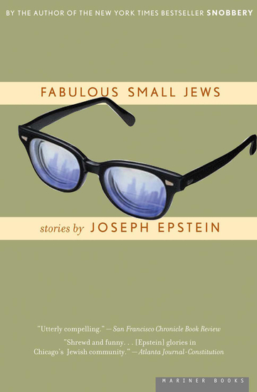 Fabulous Small Jews - Stories - cover