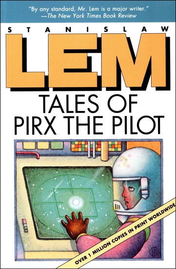 Tales of Pirx the Pilot - cover