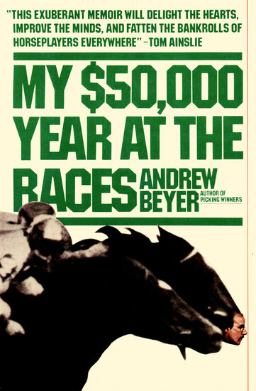 My $50000 Year at the Races - cover