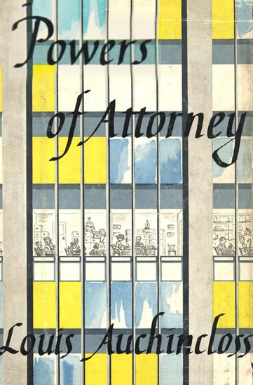 Powers of Attorney - cover