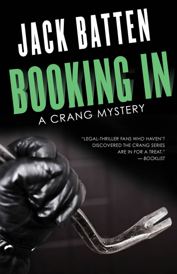 Booking In - A Crang Mystery - cover