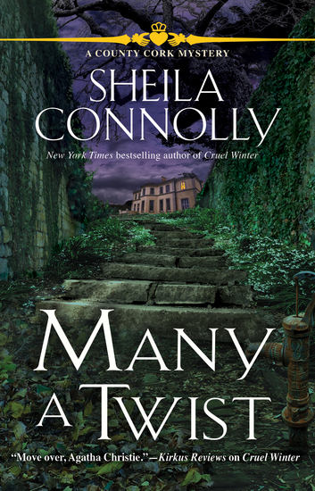 Many a Twist - A County Cork Mysery - cover
