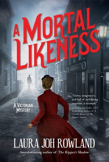 A Mortal Likeness - A Victorian Mystery - cover