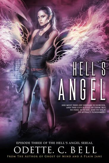 Hell's Angel Episode Three - Hell's Angel #3 - cover
