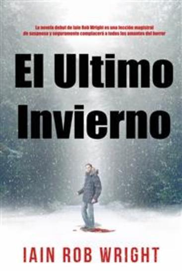 El Ultimo Invierno - cover