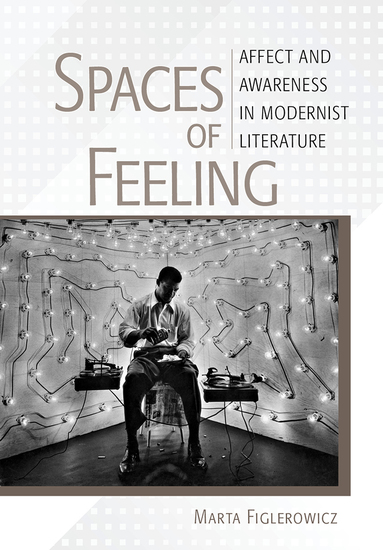 Spaces of Feeling - Affect and Awareness in Modernist Literature - cover