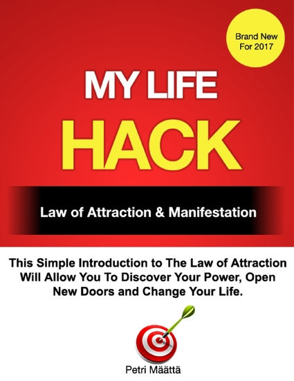 My Life Hack - Law of Attraction & Manifestation - cover